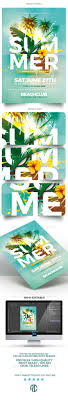 1000 ideas about flyer template flyer design summer party psd flyer template