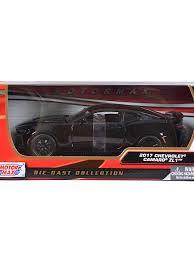 <b>Модель машины</b> Chevrolet Camaro ZL1 2017 1:24 79351 <b>Motormax</b>