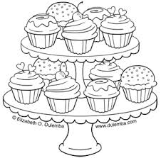 Small Picture First Birthday Coloring Pages Manuals Guide Happy Birthday