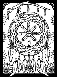 Small Picture Stunning Design Native American Coloring Pages For Adults Native