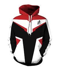 Leezeshaw <b>3D</b> Captain <b>Marvel</b> Cosplay Costume Pullover <b>Hoodies</b> ...
