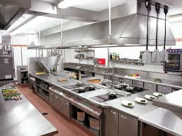 Restaurant Kitchen Floor Tile Kitchen Restaurant Kitchen With Brick Floor Tiles With Holding
