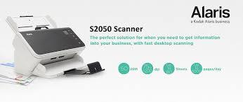<b>Kodak Alaris</b> S2050 - Jual Scanner