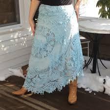 <b>Bohemian</b> Fairy Lace <b>Long Skirt Summer</b> Sale 125.00 | Lace outfit ...