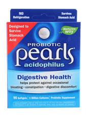 Enzymatic Therapy - <b>Probiotic Pearls Acidophilus</b>