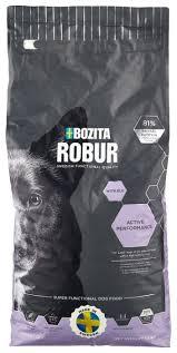 <b>Корм</b> для собак <b>Bozita Robur</b> для здоровья кожи и шерсти, л ...
