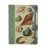 <b>Книга для записей Shells</b> с нанесением логотипа: купить оптом в ...