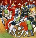Images & Illustrations of battle of Poitiers