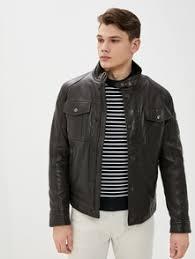 Купить <b>мужские</b> кожаные <b>куртки Strellson</b> 2021/22 в Москве с ...