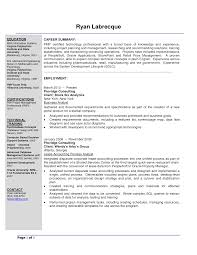 words resumes business analyst  seangarrette co   entry level business analyst resume