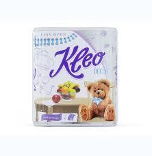<b>Бумажные полотенца Kleo</b> (мягкий знак) 2рулона 2сл PREMIUM с ...