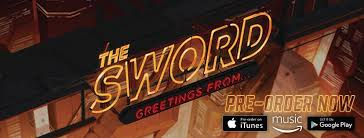 The <b>Sword</b> - Our live album <b>Greetings From</b>... is available... | Facebook