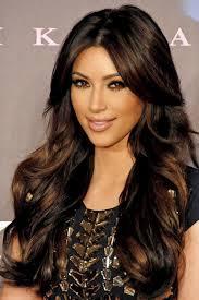 best hair color for olive skin brown eyes