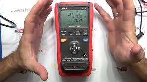 th26001a 4 terminal test fixture for lcr bridge capacitance inductance tester meter u26001