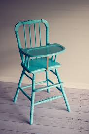 my parents still have our wooden high chair like this and i still fit in it id love to find an old wooden one when we have kids and paint it hermes antique high chairs wooden