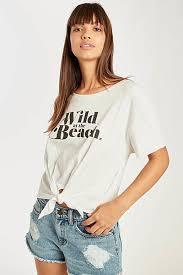<b>Футболка женская Billabong Beach</b> Everyday Cool Wip