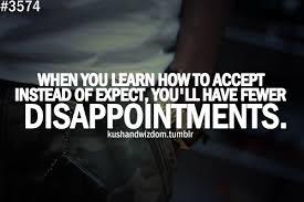 No Expectations Quotes. QuotesGram