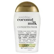 <b>OGX Coconut Milk Питательный</b> кондиционер с кокосовым ...