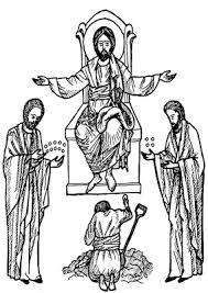 Αποτέλεσμα εικόνας για Ματθ. κε΄31 - 46