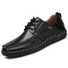 Men <b>Stylish British Style</b> Anti-slip Leather Casual <b>Shoes</b> | Gearbest