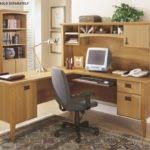 2 piece bush furniture l shaped computer office desk with rolling chair and desk lamp bush furniture bush office