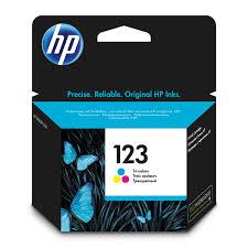 Купить <b>Картридж</b> для струйного принтера <b>HP F6V16AE</b> (№<b>123</b>) в ...