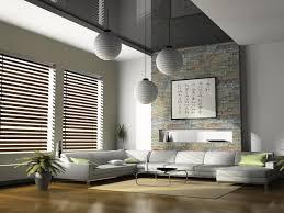 Modern Style Living Room Fashionable Window Blinds Design In Modern Style Living Room