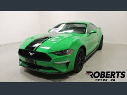 New 2019 Ford Mustang Coupe for sale in PRYOR, OK 74361 ...