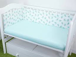<b>Бортик в кроватку Magic</b> City Десерт 40x60 см - Акушерство.Ru