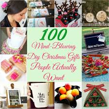 100 Mind-Blowing <b>DIY Christmas Gifts</b> People Actually Want - <b>DIY</b> ...