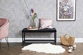 Black - Storage Benches / Hallway Furniture: Home ... - Amazon.co.uk