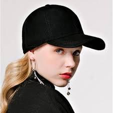 Winter wool baseball <b>cap</b> for women outdoor wear | Outdoor wear ...