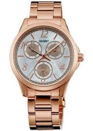 Наручные <b>часы Orient</b> с перламутровым циферблатом ...