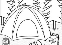 file_1135924 nature coloring pages & printables education com on signs please walk printable