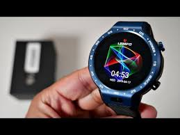 LEMFO LEM9 Full Android <b>Smartwatch</b> - AMOLED - <b>1GB</b>+<b>16GB</b> ...