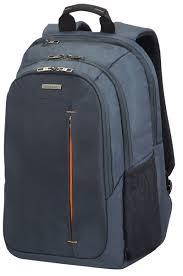 """<b>Рюкзак</b> для ноутбука <b>Samsonite</b> """"<b>Guardit</b>"""", цвет: серый, 32 х 22 х ..."""
