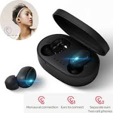 A6S TWS Earphone Stereo Bluetooth 5.0 Eeadphone ... - Vova