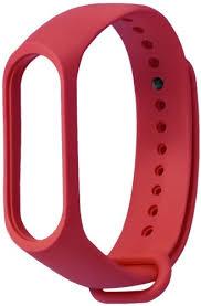 <b>Ремешок Xiaomi Mi</b> Band 3/4 Strap Red - купить <b>аксессуар</b> для ...