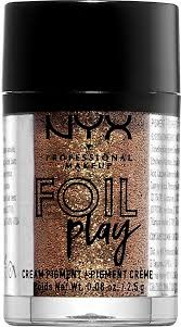 <b>NYX Professional Makeup</b> Foil Play Cream Pigment <b>Кремовые</b> ...