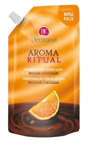 AROMA RITUAL LIQUID SOAP BELGIAN CHOCOLATE ... - Dermacol