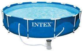 Купить <b>Intex Metal Frame 366х76</b> см без насоса blue в Москве ...
