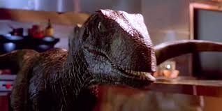Spielberg wanted '<b>Jurassic Park</b>' velociraptors to have forked ...