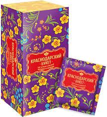 <b>Краснодарский</b> букет <b>чай черный</b> с черникой и каркаде в ...