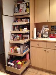Kitchen Cabinet Slide Out Pull Out Kitchen Cabinet Partidoimaginariocom