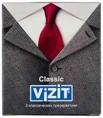 <b>Презервативы Vizit</b> Classic — купить по выгодной цене на ...