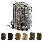 Zip Zap Zooom <b>Army Military Tactical</b> Combat Rucksack Backpack ...