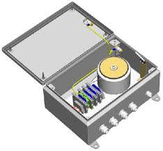 БПУ-3-<b>220VAC</b>-24(27)VAC/10А: Блок <b>питания</b> уличный