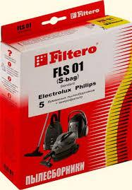 <b>Пылесборник Filtero FLS</b> 01(S-bag) Standard - купить по низкой ...