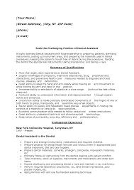 dental resume sample template dental resume sample