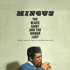 <b>Charles Mingus - The</b> Black Saint And The Sinner Lady LP ...